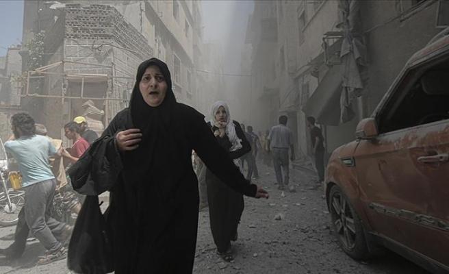 ABD yönetiminden İdlib'deki saldırılara tepki
