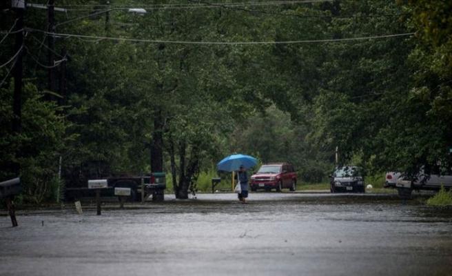 ABD' de şiddetli yağış! Ölü ve yaralılar var