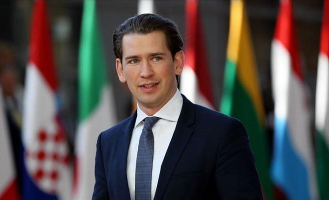 Avusturya Başbakanı Kurz'dan AB'ye ağır eleştiri