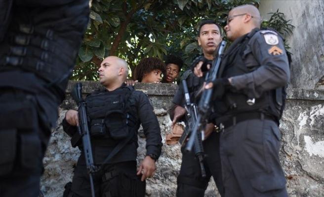 Brezilya'da bara silahlı saldırı: 11 ölü