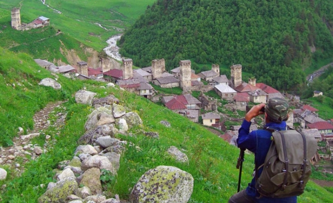Çin'den Gürcistan toprak bütünlüğüne destek