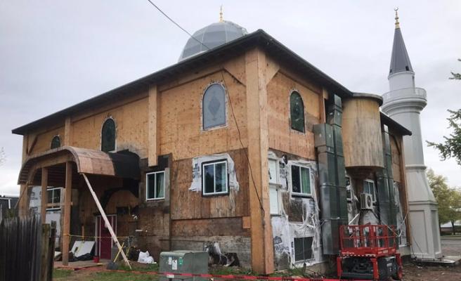 Diyanet'ten kundaklanan cami hakkında açıklama