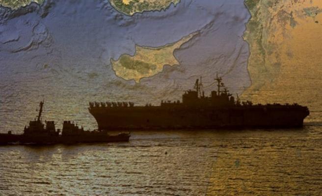 Doğu Akdeniz'de güvenlik kalkanı için 9 ülke ile masaya oturuldu