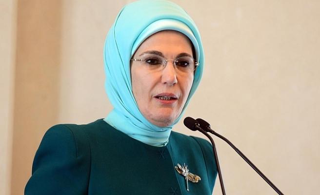 Emine Erdoğan'a DSÖ'den özel davet