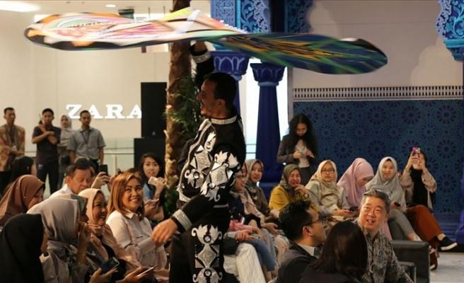 Endonezya'da ramazana özel Türk kültür etkinliği