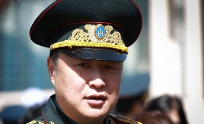Eski Moğol istihbarat şefi General Hurz kefaletle serbest bırakıldı