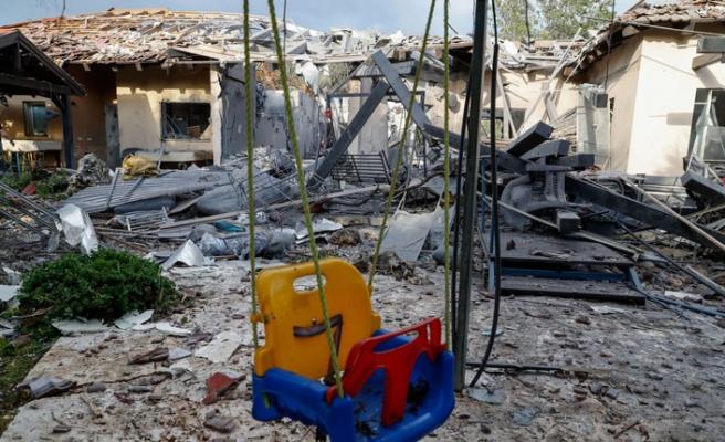 Evi yıkılan Gazzelilere kira yardımı yapılacak
