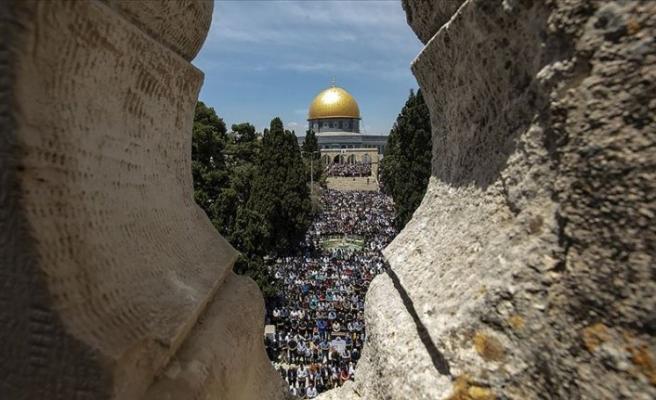 'Filistinliler uluslararası bir komployla karşı karşıya'