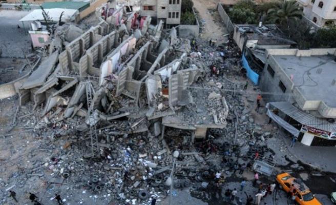 Gazze'de şehit sayısı 25'e yükseldi
