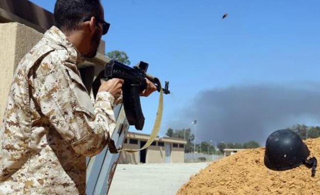Hafter Libya'da cephe genişletiyor