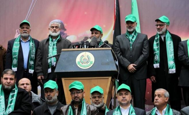 Hamas: İsrail'in sivilleri hedef alması savaş suçu