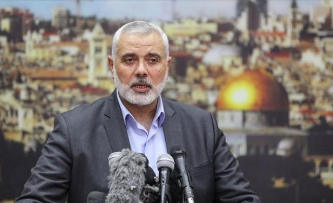 Hamas: Katar, İsrail ablukasının kaldırılması için çok çaba sarf ediyor