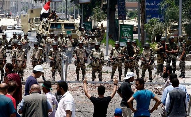 HRW'den 'Mısır'da savaş suçu boyutunda ihlal' raporu