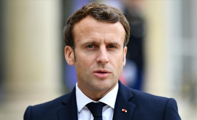 Fransa Cumhurbaşkanı Macron: İdlib bölgesinde şiddetin artması endişe verici