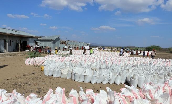 İHH'dan Etiyopya'da bin 565 aileye Ramazan yardımı