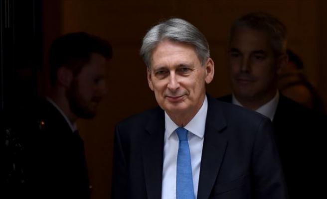 İngiltere Maliye Bakanı Hammond'dan Brexit değerlendirmesi