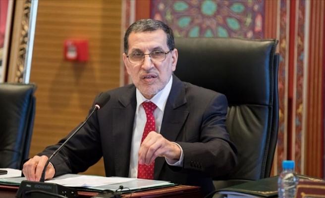 Fas Başbakanı Sadeddin el-Osmani: İsrail Arapların kendi iç meşguliyetlerinden cesaret alıyor