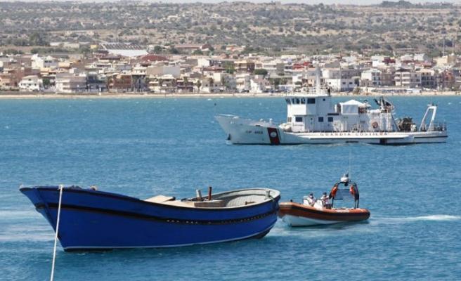 Kaçak her göçmen için en az 3 bin 500 Euro ceza