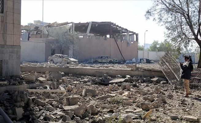 Koalisyon güçlerinden Sana'ya hava saldırısı: 4 ölü, 48 yaralı