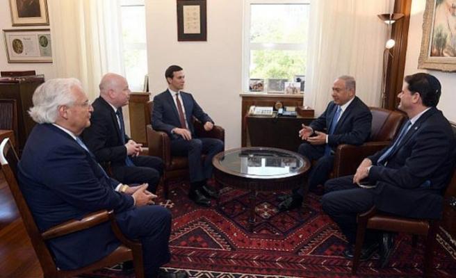 Kushner'in İsrail ziyaretinde Bahreyn'deki çalıştay konusu muamma