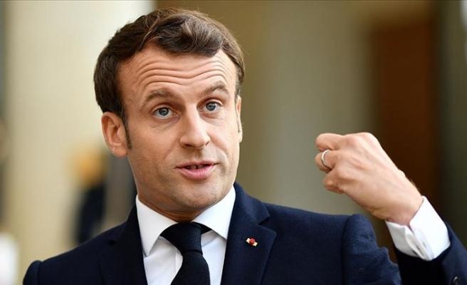 Macron'dan ABD ve Çin uyarısı