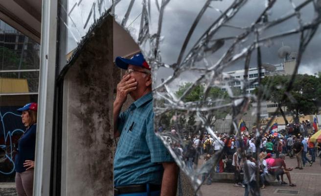 Maduro ve muhalifler arasındaki görüşmelerde sonuç çıkmadı