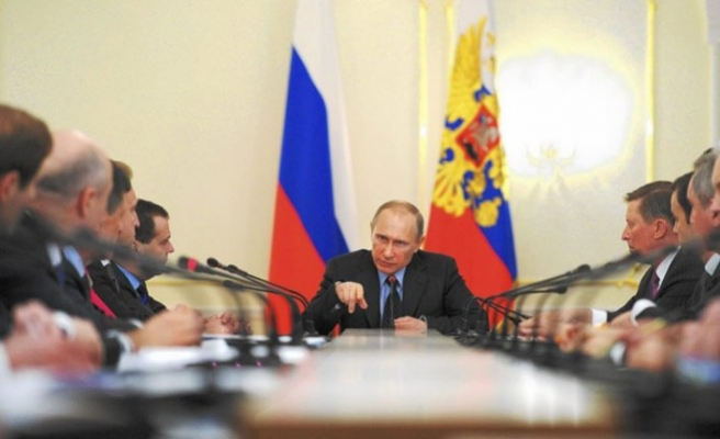 Putin İran nükleer anlaşması gündemiyle Güvenlik Konseyini topladı