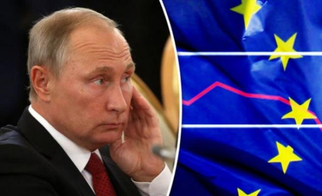 Rusya AB'ye yönelik yaptırımları genişletti