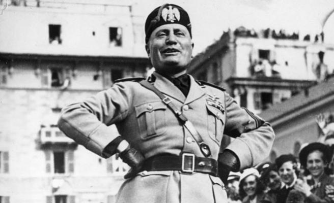 TARİHTE BUGÜN (09 Mayıs): Mussolini, İtalya Faşist İmparatorluğu'nu ilan etti