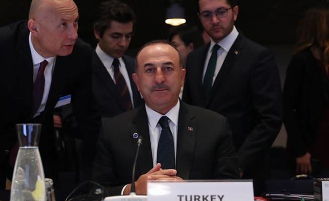 Dışişleri Bakanı Çavuşoğlu: Terör saldırıları bize tehdidin büyüklüğünü gösteriyor