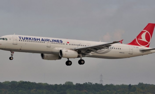 THY uçağı Tahran'a zorunlu iniş yaptı