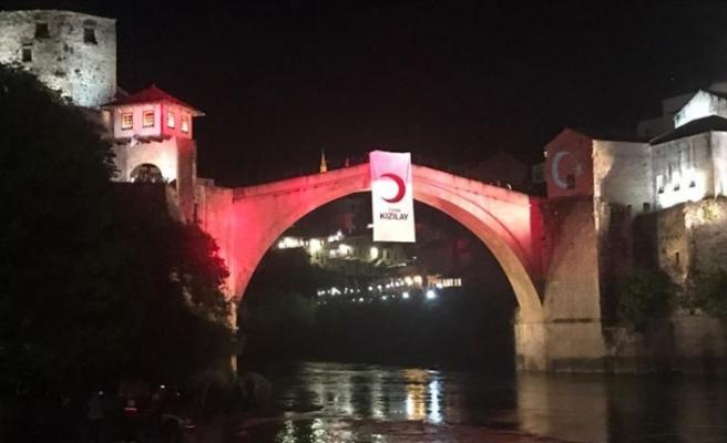 Türk Kızılayı'ndan Mostar'da iftar programı