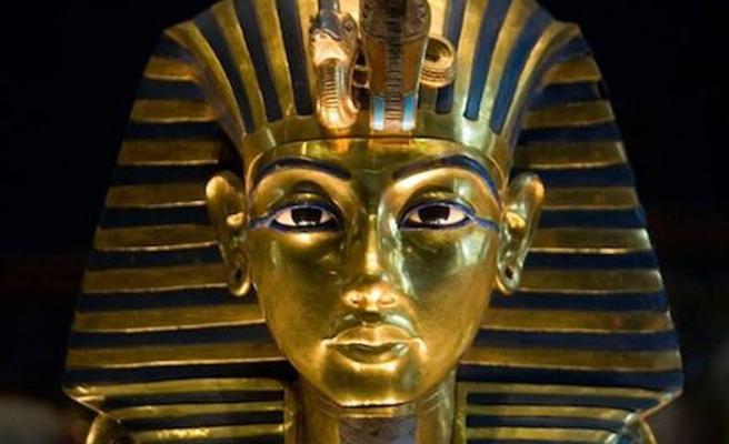 Tutankamon'un mezarındaki sarı cam gizemi çözüldü