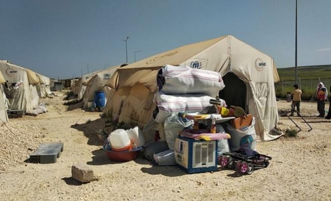 Urfa'da Çadır Kentten taşınmalara sosyolojik uyarı
