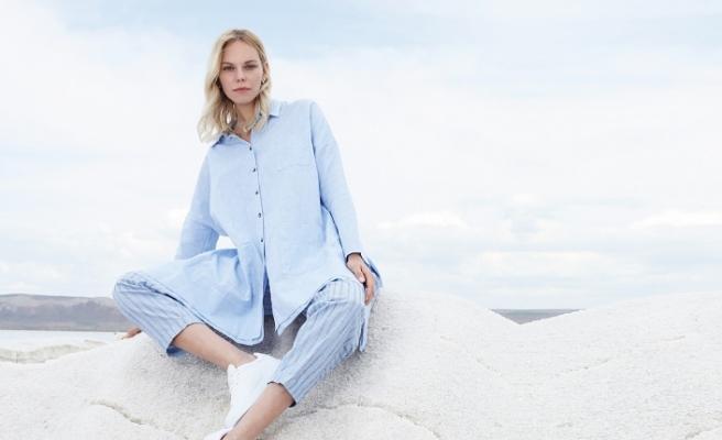 Yeni Sezon Kadın Gömlek Modelleri