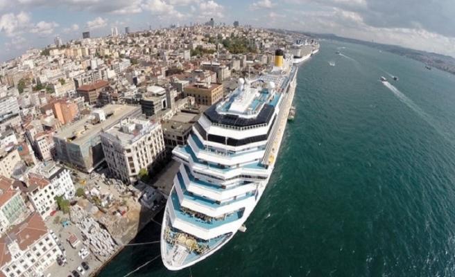 Yenikapı, İstanbul'un yeni cruise limanı olacak