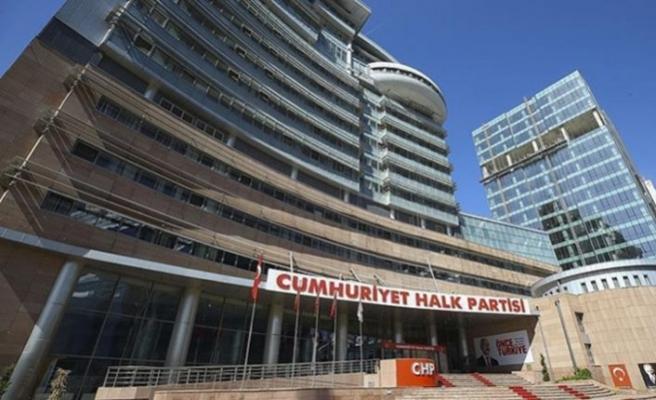 YSK'nın İBB kararının ardından CHP'de olağanüstü toplantı