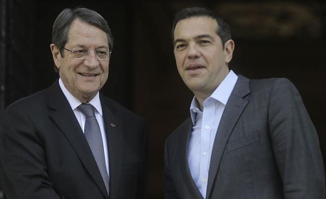 Yunan ve Rum liderler Türkiye'yi AB'ye şikayet etti