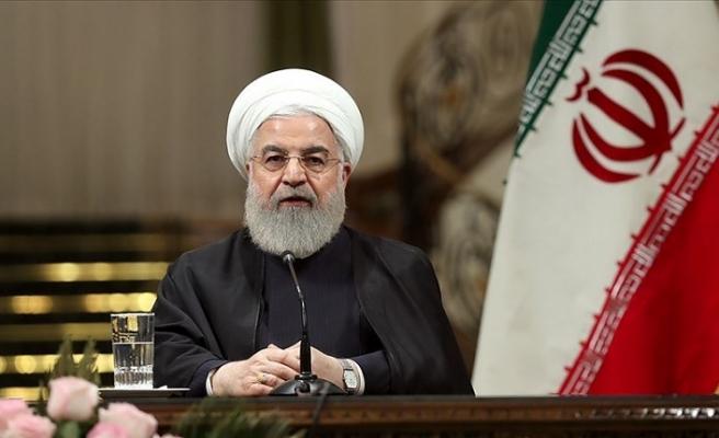 İran Cumhurbaşkanı Ruhani: AB ülkeleri nükleer anlaşmadaki taahhütlerine uymalı