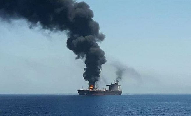 ABD Dışişleri Bakanı Pompeo: Tanker saldırılarının arkasında İran'ın olduğu şüphesiz