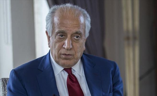 ABD Özel Temsilcisi Halilzad'dan Afganistan görüşmelerini tekrar başlatma girişimi