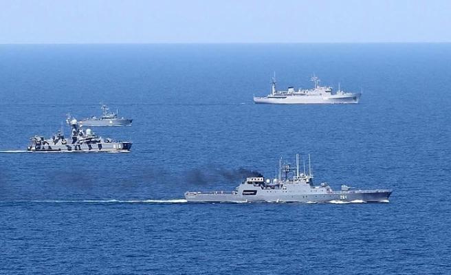 ABD ve Rus gemileri Filipinler Denizi'nde çarpışma tehlikesi yaşadı