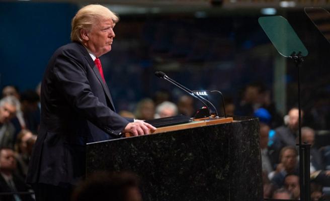 ABD Başkanı Trump'tan İran ve Kaşıkçı açıklaması