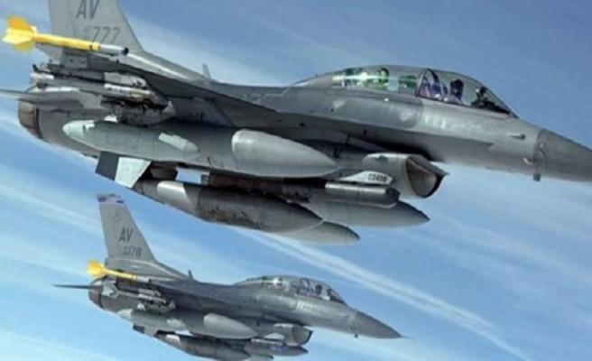 ABD Bulgaristan'a F-16 V serisi satacak