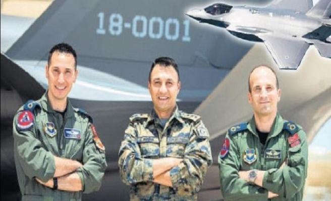 ABD'den F-35 eğitimi alan Türk pilotlara kota sınırı iddiası