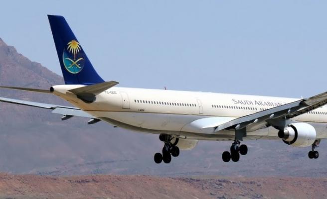 ABD-İran gerilimi Suudi Arabistan Havayollarına rota değiştirtti