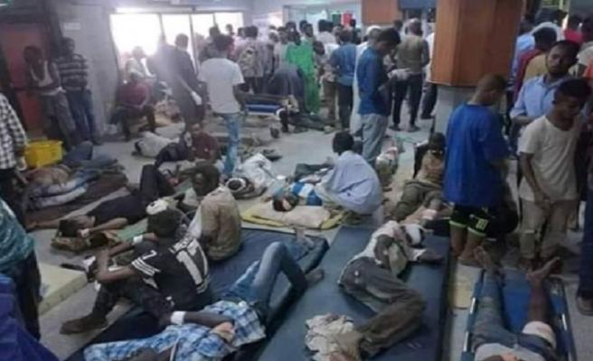 ABD, Sudan'daki göstericilere saldırının sorumlusunu ilan etti: Askeri Konsey