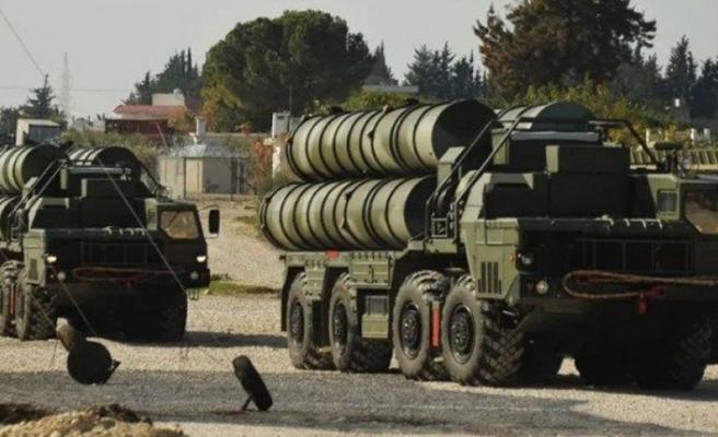 ABD'den Türkiye'ye S-400 yaptırımı açıklaması