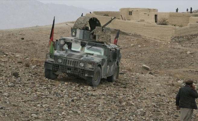 Afganistan'da 5 DEAŞ'lı terörist öldürüldü