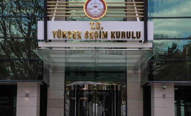 AK Parti ve CHP'den seçim devam ederken YSK'ya ortak başvuru